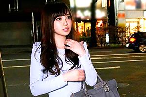 【素人】東中野駅で合コン帰りの美人歯科助手をナンパ&セックス!